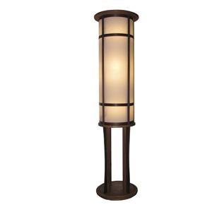 Rockland Round Shoji Lamp